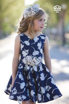 #vestido #ceremonia #primavera #verano #niña