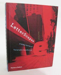 Letterscapes: instalações tipográfica nas cidades