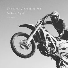 Make your own 'luck'. X Games, Make Your Own, How To Make, Bike, Quotes, Instagram, Bicycle, Quotations, Bicycles