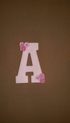 Check out this item in my Etsy shop https://www.etsy.com/listing/268115630/nursery-letters-custom-wood-letters