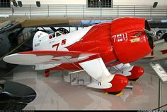 Granville Brothers Gee Bee R-2 Super Sportster (Replica) aircraft picture