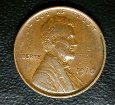 STRONG DETAILS - 1910 (1910-P) Lincoln Wheat Cent - Must See Images!!!