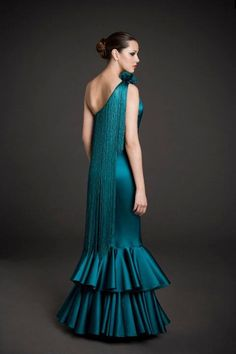 Ball Gown Dresses, Dance Dresses, Ethnic Fashion, Unique Fashion, Flamenco Costume, Catwalk Collection, Latest African Fashion Dresses, Dressy Dresses, Party Wear