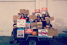 Get on the fracking ban wagon! #FrackFreeFriday #DontFrackMD