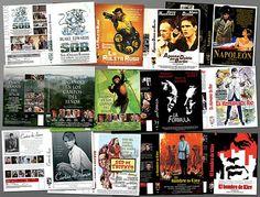 PepZapata_Blog!: Algunas carátulas de DVD
