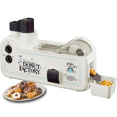 I must have one of these. Hmmm doughnuts