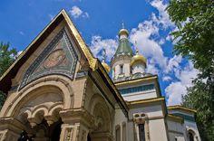 Iglesia Rusa de San Nicolás, Sofía