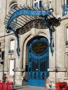 https://flic.kr/p/8Nd5s1 | Chambre de Commerce et d'Industrie | Chambre de Commerce et d'Industrie à Nancy (France) 1908 Architecte : Louis Marchal, Lucien Weissenburger
