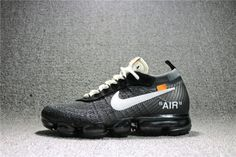Off-White x Nike Air VaporMax Black White AA3831 001 Off White Shoes 2f4817a16