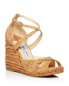 0c61103a206 Women s Alanah 105 Cork Platform Wedge Sandals