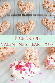 Easy Valentine's Heart Treats - Leah With Love