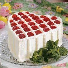 Beautiful Cakes, Amazing Cakes, Valentines Day Cakes, Oreo Dessert, Chiffon Cake, Love Cake, Cake Pop, Cake Toppings, Mini Desserts