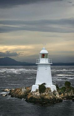 Macquarie Lighthouse, Tasmania