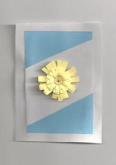 souvenirs y adornos día de la bandera argentina (9) Art For Kids, Origami, Frame, Home Decor, 3d, Ideas, Rainbows, Handmade Cards, Invitation Cards