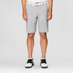 Men's Heathered Golf Short - Jack Nicklaus - Light Gray 28