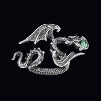 Star Chaser Dragon Ring--Nadia loves her rings