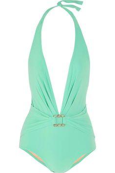 Mint color - Monokini #Sexy