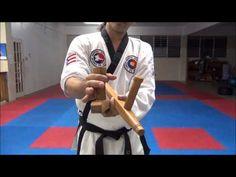 Tonfa Martial Arts - Devastating Tonfa Techniques - YouTube Sport 2, Aikido, Okinawa, Martial Arts, Ninja, Sticks, Weapons, Fitness, Youtube
