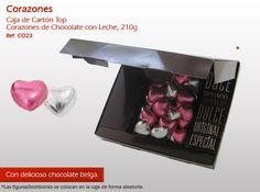¿Y un chocolate corazones para complacer a un ser querido? ¡Nuestros corazones están hechos con el más delicioso chocolate belga! Popcorn Maker, 1, Chocolate Hearts, Bonbon, Candy, Messages, Different Types Of, Shapes, Hearts