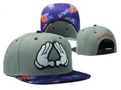 Cayler And Sons C And S Brooklyn Animal Print Snapback Tiger Print Snapback Cap Galaxy Gray 8356! Only $8.90USD