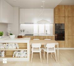 Aranżacje wnętrz - Kuchnia: Aneks kuchenny - Mohav Design. Przeglądaj, dodawaj i zapisuj najlepsze zdjęcia, pomysły i inspiracje designerskie. W bazie mamy już prawie milion fotografii!