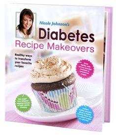 Nicole Johnson's Diabetes Recipe Makeovers by Nicole Johnson http://www.amazon.com/dp/1450809014/ref=cm_sw_r_pi_dp_DwMYtb1S19SQCGYB