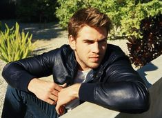 Liam Hemsworth - suggested by LAURA GAROFALO