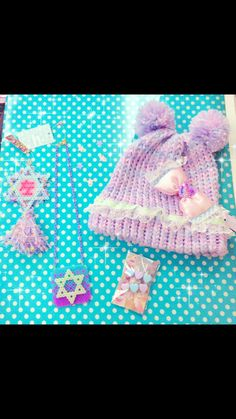 Fairy kei accessories by candye❤syrup