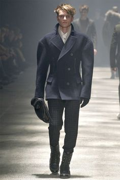 Lanvin | Menswear Fall/Winter 2012 Paris