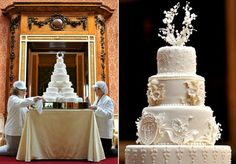 the royal wedding cake - Google Search