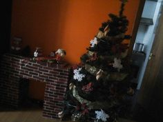 Hmm its not finished yet, but its smells like x'mas!