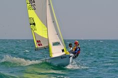RS Feva two person racer