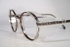 Women's Small Air Shield DIAMANT Nickel Free Wind Protecting Eyeglass Frames #Diamant
