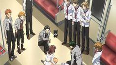 Ryogoku, Shiodome, Roppongi, Tocho, Michi, Tsukishima and Shintaro brothers