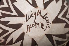 Lucy's signature.