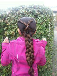 3 strand and 5 strand braids