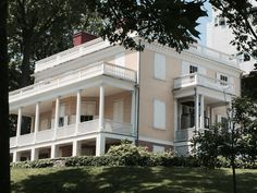 Hamilton Grange National Memorial Historic Houses, Hamilton, Mansions, House Styles, Home Decor, Decoration Home, Manor Houses, Room Decor, Villas