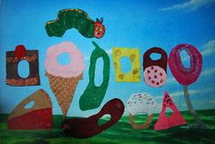 The Very Hungry Caterpillar- Eric Carle Felt Story   Familylicious Reviews and Giveaways