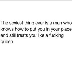 He treats me like a queen & he's my king ❤
