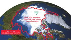 The West Antarctic Ice Sheet Collapse - Field of View