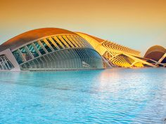 City of Arts and Sciences : Daily Escape : Travel Channel