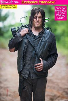 "'The Walking Dead' hasn't even premiered Season 5 yet, but the hit series has already been renewed for a sixth season. More dead ahead! Five days before the Season 5 debut, AMC has renewed The Walking Dead for another season. In celebration, we chatted with actor Norman Reedus who tells HollywoodLife.com to expect the Oct. 12 premiere to ""push the envelope.""   'The Walking Dead' Renewed For Season 6 Good news for The Walking Dead fans!  Before the big Season 5 premiere, AMC's hit zombie ..."