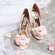 timkate  #bridal #shoes #weddingshoes #bridalshoes #heels #shoeenvy #peeptoes  #bride #bridet #engaged #weddinginspo #weddinginspiration #weddingshoes #weddingideas #weddingfashion #badgleymischka #designerheels #shoeporn
