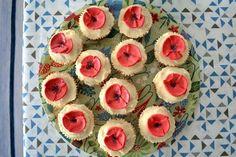 poppy cupcakes- martha