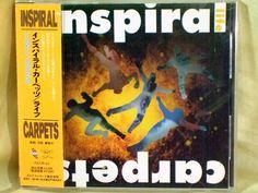 CD/Japan- INSPIRAL CARPETS Life +4 bonus trx w/OBI RARE 1990 ALCB-57 #AlternativeIndie