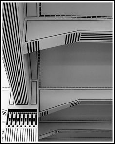 Post Office and Savings Bank. Otto Wagner, Art Nouveau Interior, Vienna Secession, Famous Architects, Ceiling Design, Retail Design, Interiores Design, Interior Architecture, Art Decor