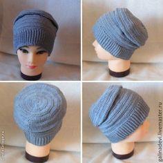 шапка для мужчин, вязание на заказ цена, для мужчин
