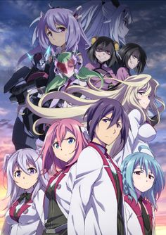 Crunchyroll To Stream The Asterisk War Second Season by Mike Ferreira