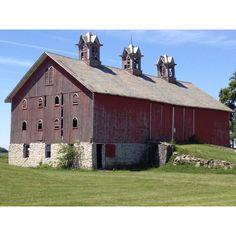 Love this barn, Ohio!