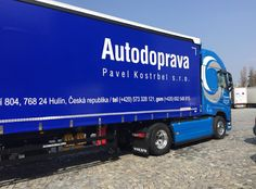 Autodoprava Pavel Kostrbel s.r.o. – Sbírky – Google+ Trucks, Signs, Vehicles, Google, Technology, Truck, Shop Signs, Sign, Cars